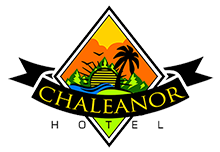 Chaleanor Hotel in Dangriga, Belize Logo